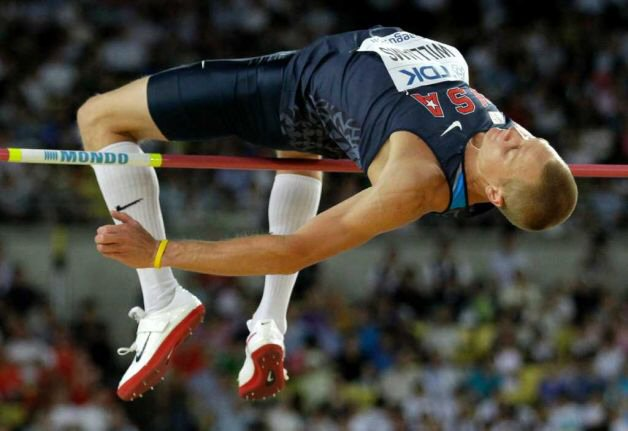 High Jump - JesseWilliams