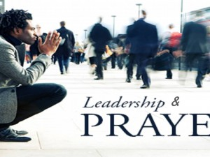 Leader & Prayer